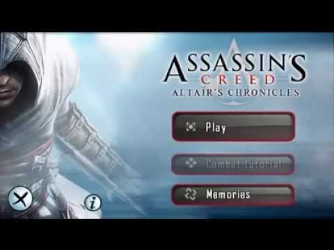 Download Assassins Creed Game For Galaxy Ace & Hvga &qvga & All Android Devices