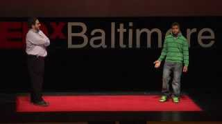Going from point A to point B: Tyson Sanford-Griffin at TEDxBaltimore 2014
