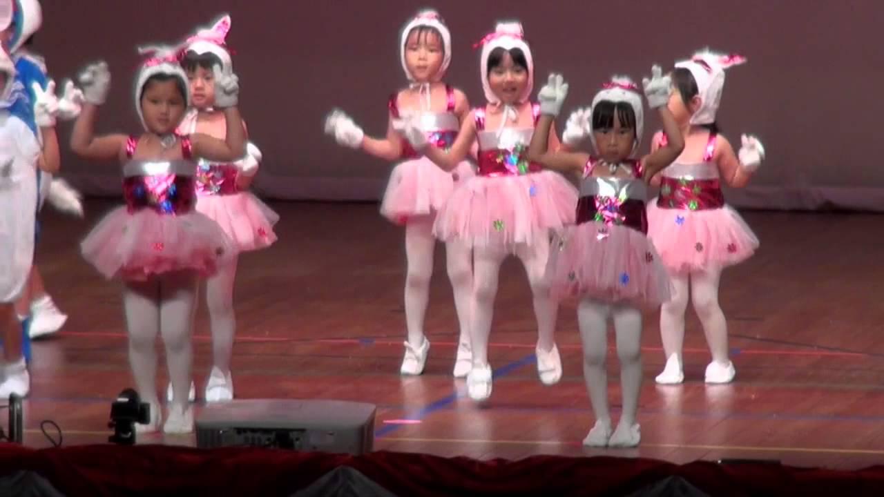 K2B 快樂兔子舞