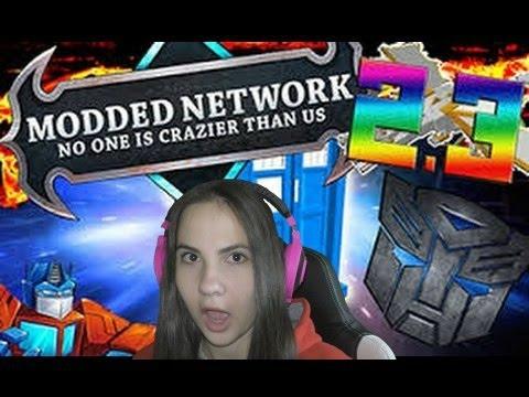 MODDED NETWORK 13.rész - Végre kész!