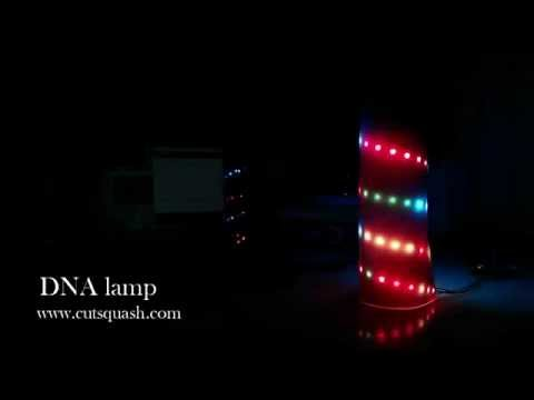 DNA lamp