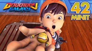 BoBoiBoy Galaxy - Lanun Angkasa! | Animasi Kanak-kanak (42 Minit)