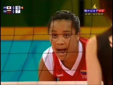 Olympic 2008 Women's volleyball Japan - Venezuela
