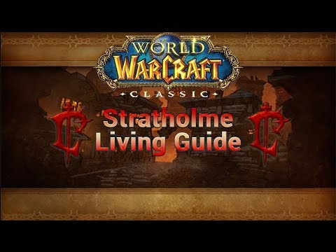 Classic WoW Dungeon Guide: Stratholme Live (57-60)