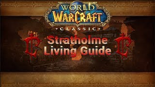 Classic WoW Dungeon Guide: Sтratholme Live (57-60)