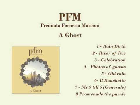 PFM - A ghost [full album]