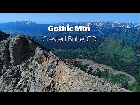 Gothic Mountain - Crested Butte, Colorado