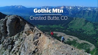 Gothic Mountain - Crested Butte, Colorado
