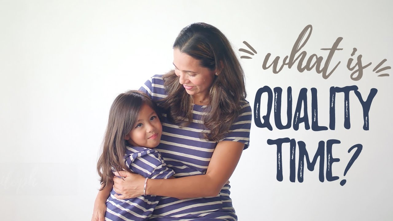 qualities of a great mom