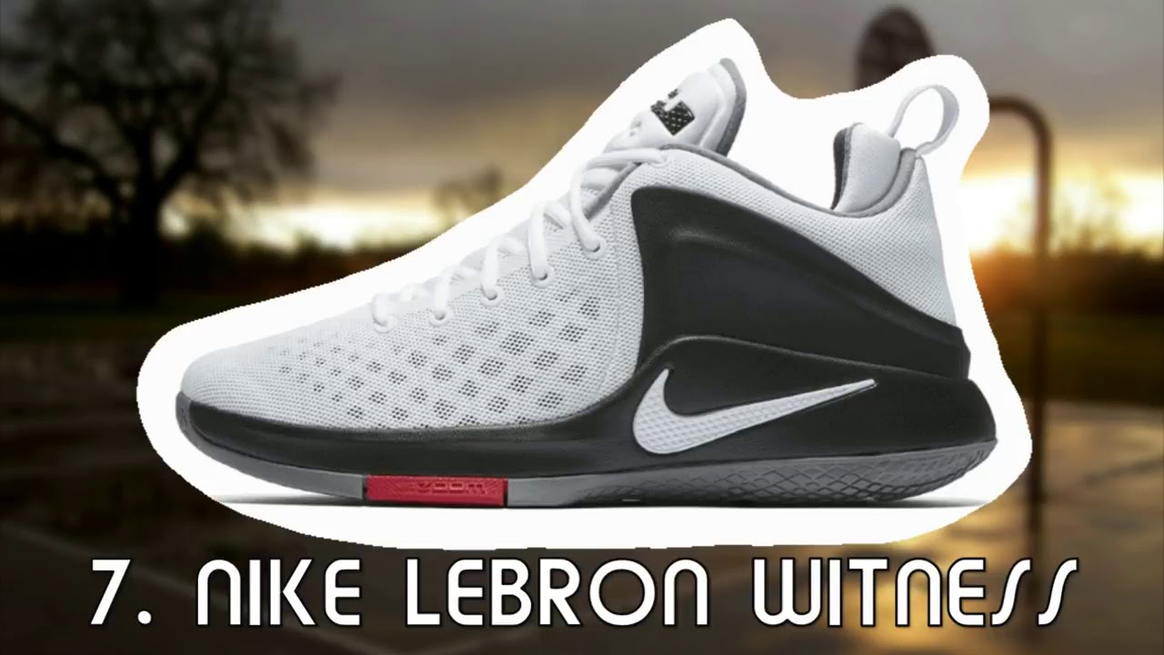 Top 10 Best Outdoor Basketball Shoes Of 2017 Youtube