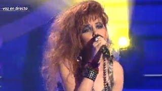 Tu Cara Me Suena - Angy imita a Cindy Lauper