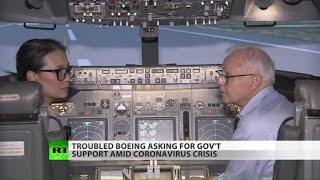Does Boeing deserve $60B bailout?