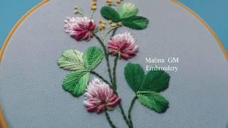 Flower Embroidery | Цветочна� Вышивка