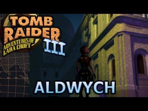 Tomb Raider 3 Vídeo-Guía en Español Londres - Aldwych