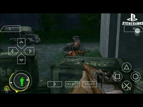 Brothers In Arms D Day Ppsspp Android Offline Gameplay Link Download Youtube