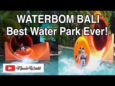 Waterbom Bali Best Water Park Ever!