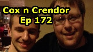 Cox n Crendor In the Morning Podcast: Episode 172 (Unintentional Anniversary Party)