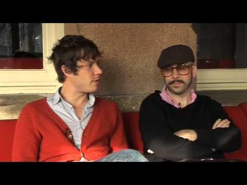 OK Go interview - Damian Kulash and Tim Nordwind (part 2)