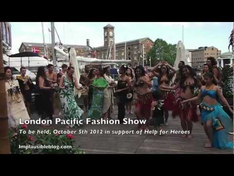 London Pacific Fashion Show Preview