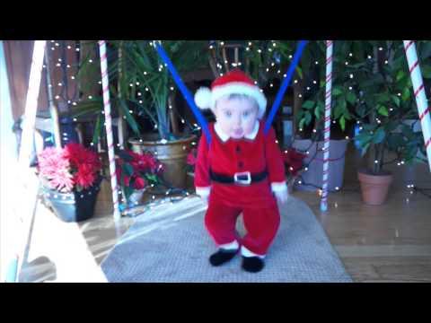 Jolly Jumper Santa