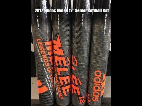 Senior Softball Bat Reviews (adidas Melee 12
