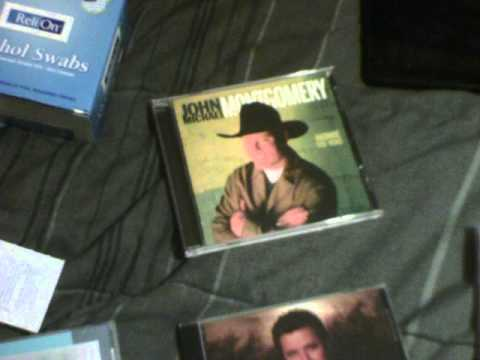 Holding An Amazing love by John Michael Montgomery