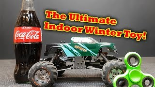FTX Ibex - The Ultimate indoor winter toy? Review & Test