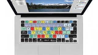 Overview of KB Covers Photoshop Keyboard Cover