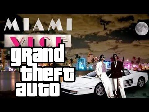 GTA Полиция Майами (Моды с Дисков)