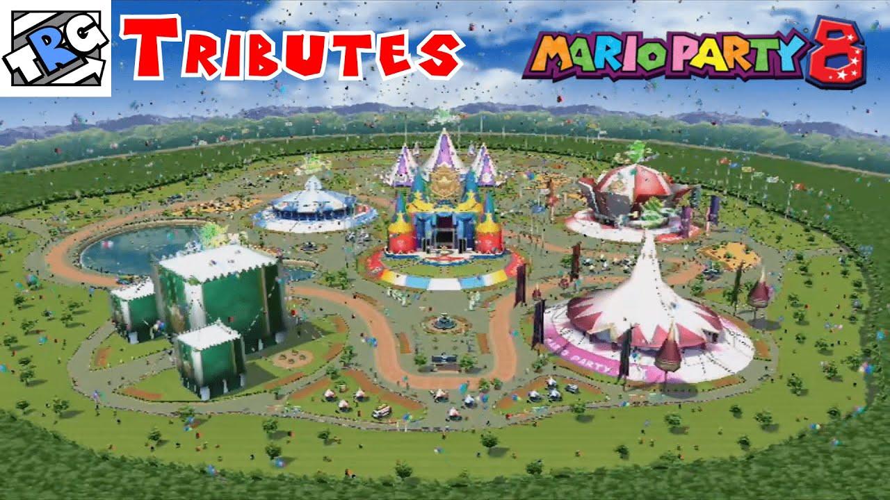 TheRunawayGuys Tributes - Mario Party 8