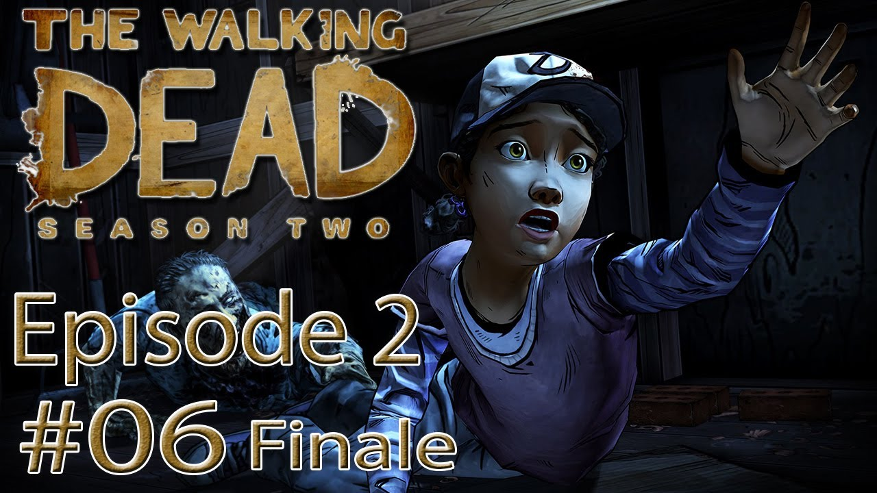 The Walking Dead Staffel 2 Folge 2