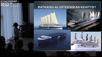 SEMinaari - Vähäpäästöinen laivaliikenne