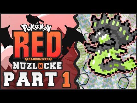 LEGENDARY STARTER?! | Pokemon Red United Randomizer Nuzlocke Part 1