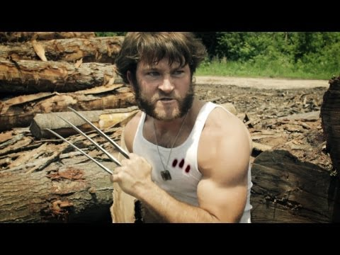 Thumbnail: Wolverine (Fan Film)