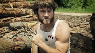 Repeat youtube video Wolverine (Fan Film)