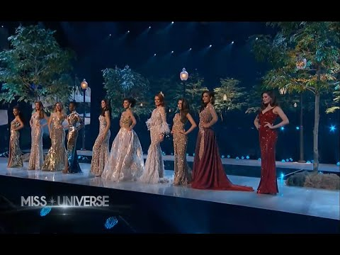 [HD] 2019 Miss Universe (Evening Gown Competition)