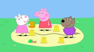 Peppa Pig New Compilation The Sandpit - Episode 19