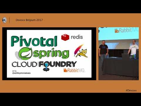 Building Cloud Native Progressive Web Apps  by Matt Raible and Josh Long
