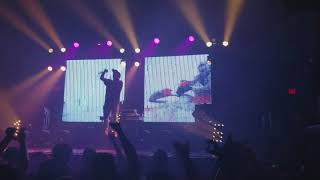 Andy Mineo uno uno seis and saints. Live