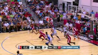 Summer League: Cleveland Cavaliers vs Philadelphia 76ers