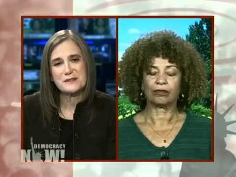 Angela Davis on the Prison Abolishment Movement and Frederick Douglass, Part 4 of 5