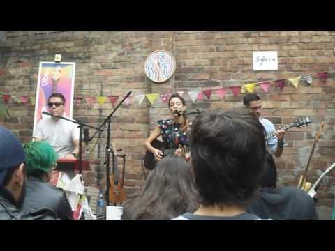 [Sofar Sounds Bogotá] Angélika Molina - Meet me in the sun