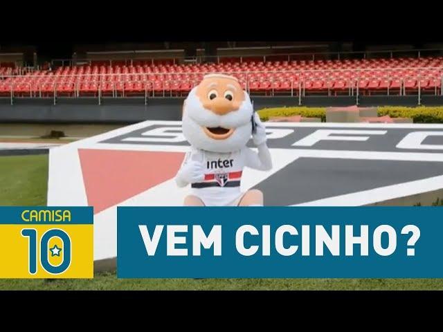 Vem CICINHO? São Paulo posta vídeo misterioso e agita torcida!