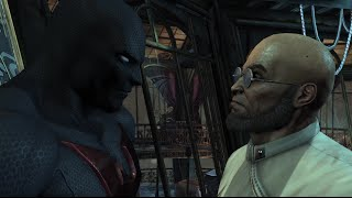 Batman: Arkham City (PC)(Batman Beyond Walkthrough) - Part 8 - Gotham Savior [1080p60fps]