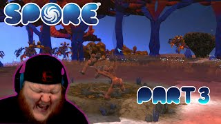 SPORE | Part 3 | ROLLIN' WITH MY HOMIES