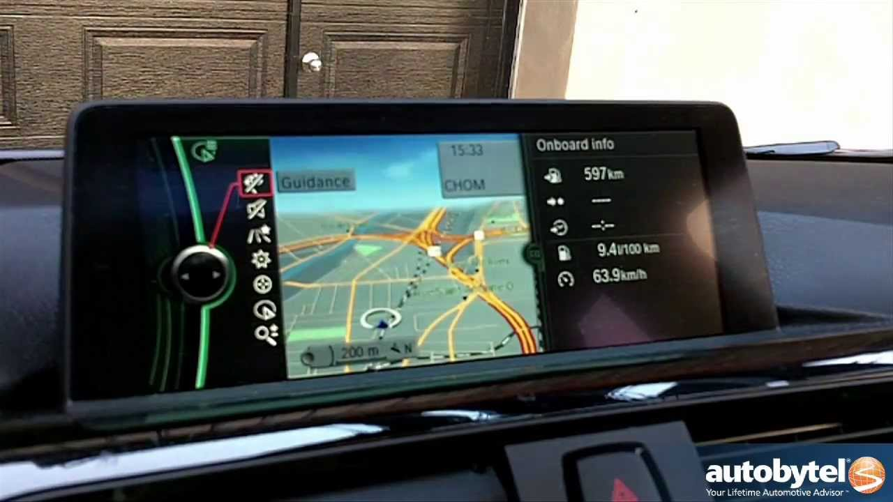 Bmw Software Update >> BMW iDrive System Test and Review Video - ABTL Auto Extras ...