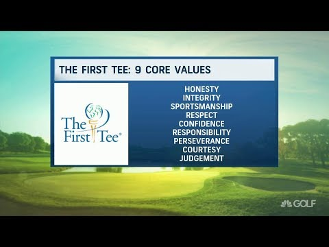Junior Golf Week Benefits of The First Tee | Golf Channel