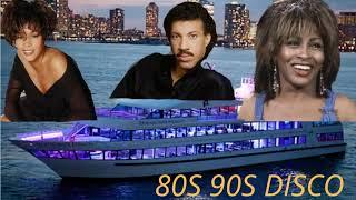 DISCO Mix  80's 90's SIMPLY THE BEST Tina Turner,Whitney Houston  Candi station  DJ Murray 1 - 70 80 90 disco music hits
