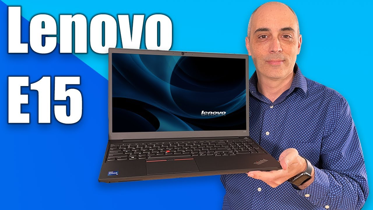 Download Lenovo ThinkPad E15 Gen2 - Impressions