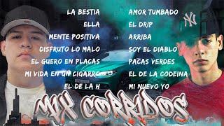 Corridos Tumbados Mix 2021 | Natanael Cano, Junior H, Fuerza Regida, Herencia De Patrones, Legado 7